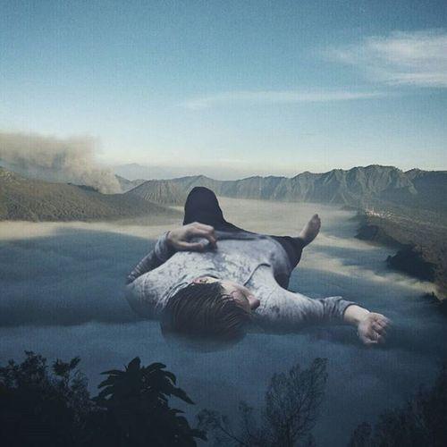 Picoftheday Nicesleep Cloud Mount MyEditing on Picsart