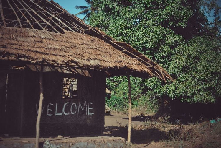 Shimoni, Kenya. Built Structure No People Architecture House Building Exterior Nature Africa Kenya Travel Destinations Travel VSCO Adventure EyeEm Best Shots EyeEm Best Edits Streetphotography