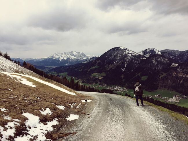 Kitzbüheler Alpen Austria Hiking Stjakobskreuz Nature Loveit Heimat