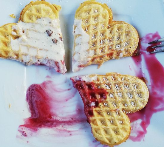 Waffle Waffle Time Waffles!! Waffles And Icecream Wafflehouse Waffeln Waffels Waffeleisen Eis Ice Cream Ice Multi Colored Close-up