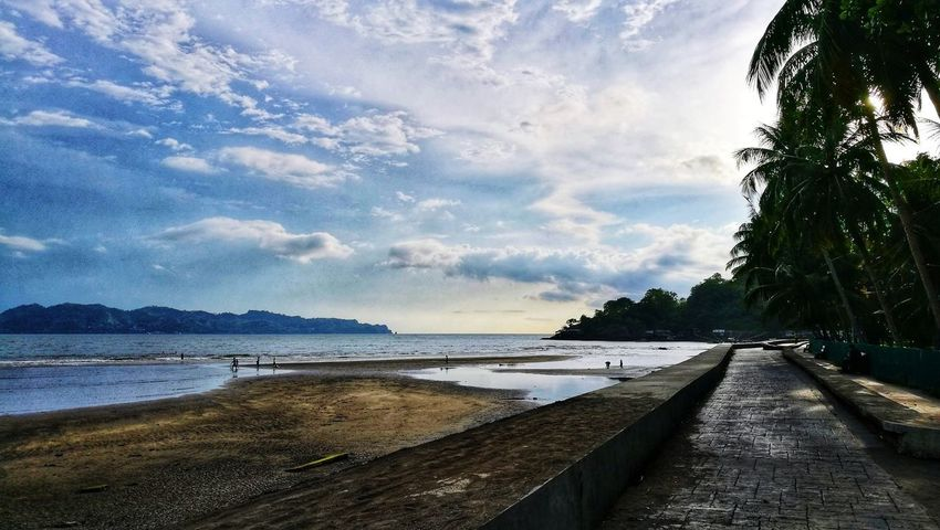 Dapitan's Boulevard Seascape Sea And Sky Province DapitanCity Dapitansky Beachphotography Beach Life Nature