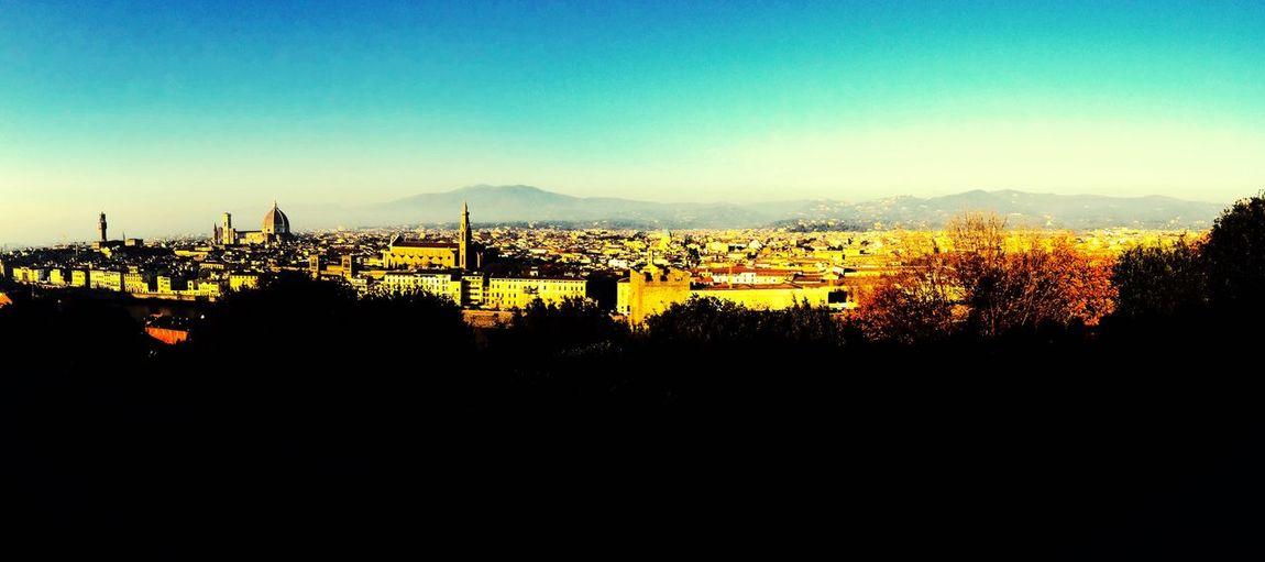 Panorama de Florence First Eyeem Photo