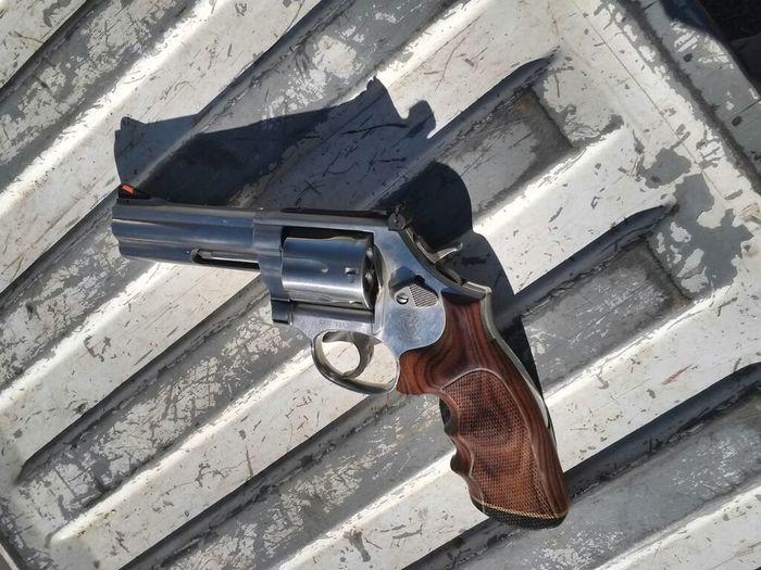 Magnum Pistol Gun Marksman