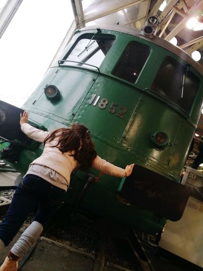 Train Young
