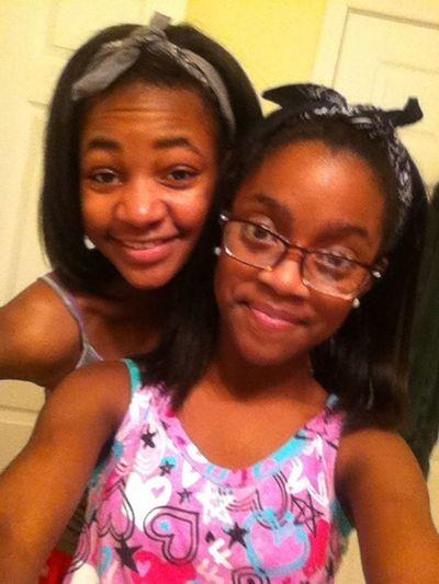 Me And Mi Baby ! Love U Ashli :)