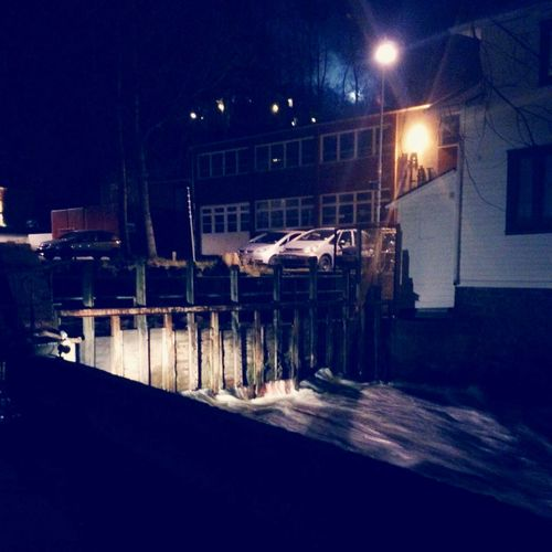 Mölndal Water Evening