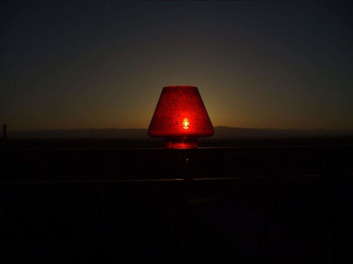 HUAWEI Photo Award: After Dark No Electricity Sunset Lamp Turnoffthelights Night Lights Sky Close-up