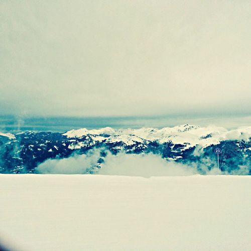 Snow ❄ Wonderful First Just Enjoy Life . ♡