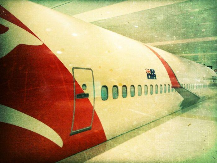 Airport Waiting