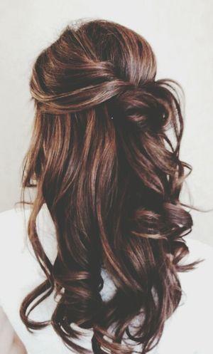 Hairstyles My Hair <3 Fashion Hair