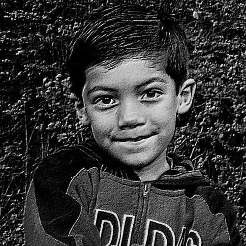 cute smile Smile Blancoynegro Portrait Blackandwhite