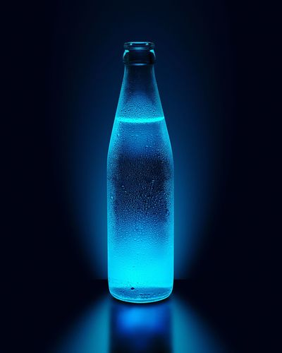 бутылка background neon Light darkness and light EyeEmNewHere бутылка Background Neon Light Dark Blue Water Waterdrops Cold Drink Bottle Advertising Photography Studio Shot Drink Black Background No People Glass - Material Single Object Water Bottle  Non-alcoholic Beverage