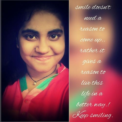 Selfquoted Smile Life Edits