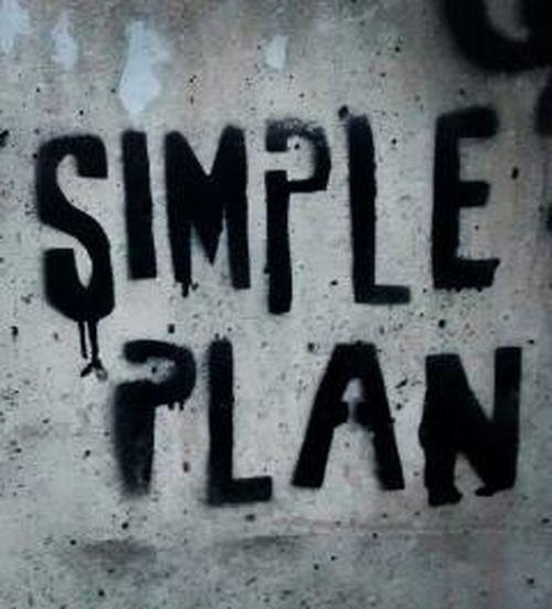 Music Simple Plan Graffiti Passion