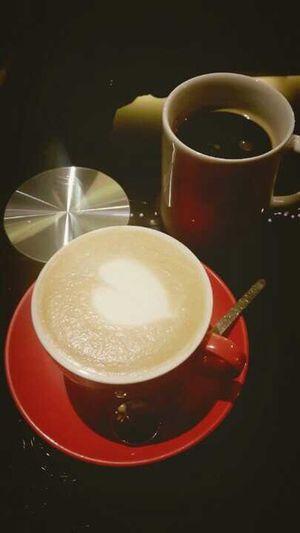 카페 깔루아밀크