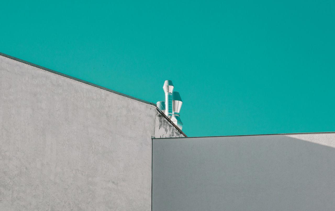 Architecture, Berlin, Building Exterior, Built Structure, Chimney