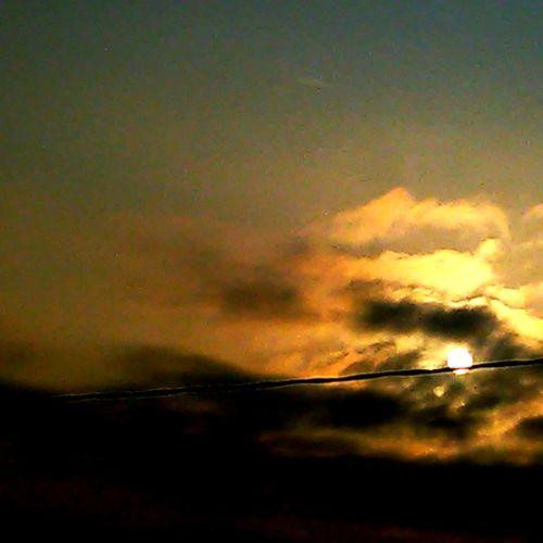 Good Morning friends ⛅🌂 Sunrise ⛅🌂💕💕💕💋💋💋🌞🌞🌞 Sunrise Power In Nature Sky Cloud - Sky Dramatic Sky Atmospheric Mood Meteorology