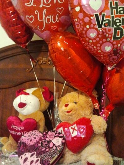 My Valentine Gift From _____ :)