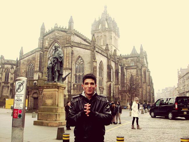 İskoçya soğuk Mükemmel Sehir Edinburgh