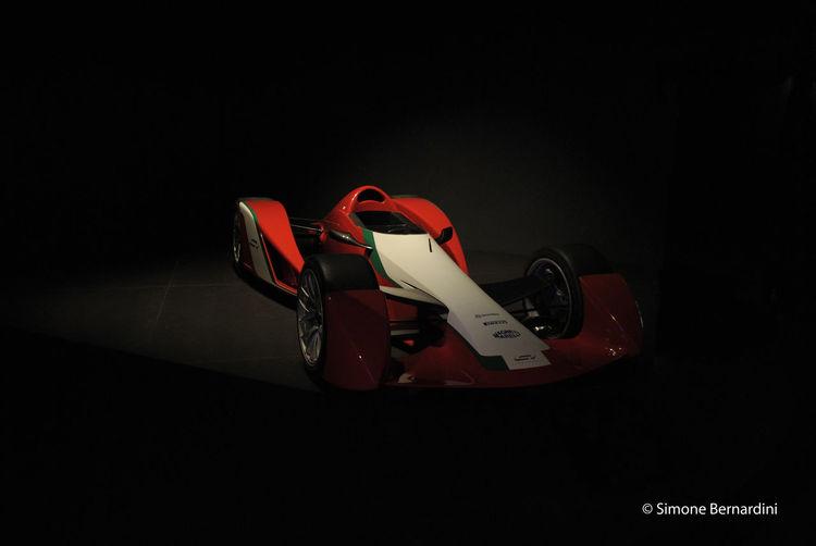 Close-up Dark Electric Elettrica F1 Formula 1 Future Futuro No People Red Vignette