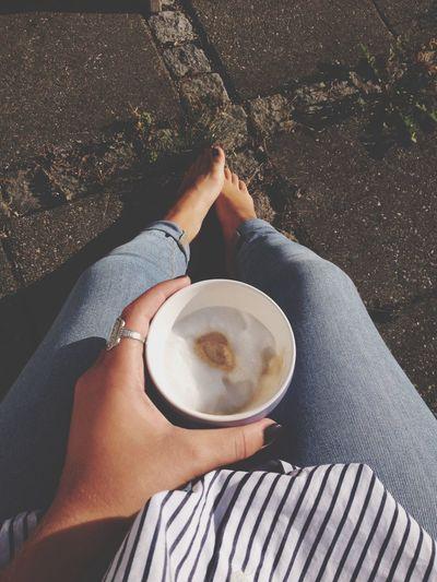 Coffee In The Sun 🐬