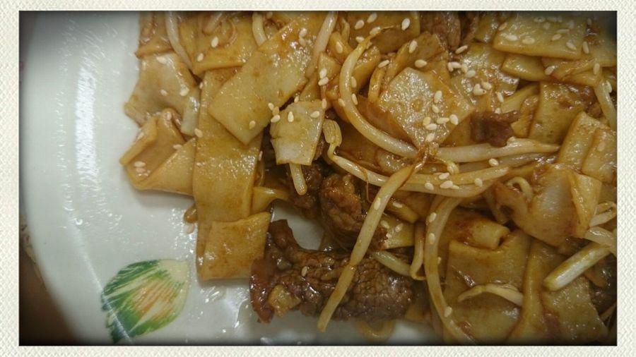 Dinner 乾炒牛河