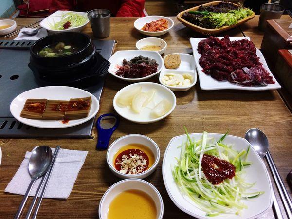 육사시미!! Taking Photos Enjoying Life Korea Food Sasimi