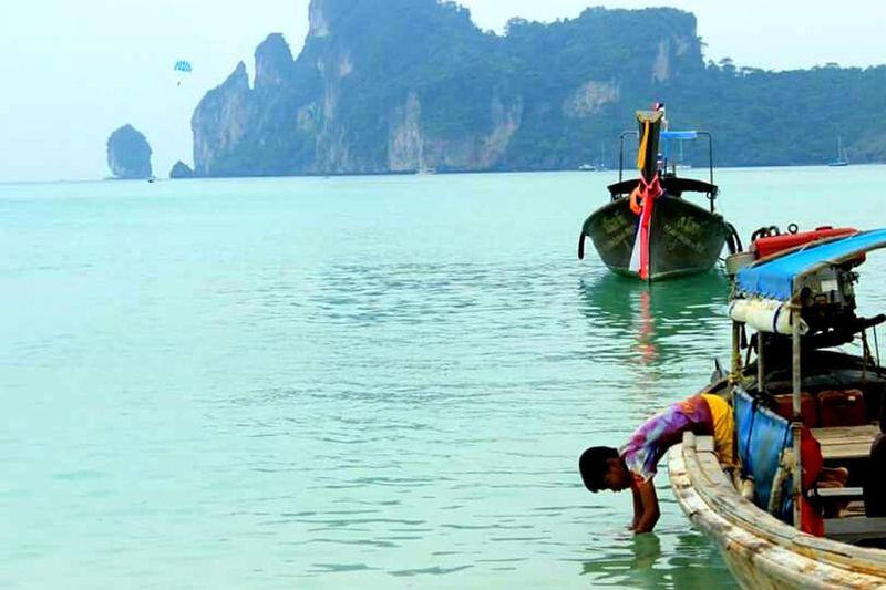 Kok phi phi living Thailand Koh Phi Phi Island Paradise Beach Thailand Love