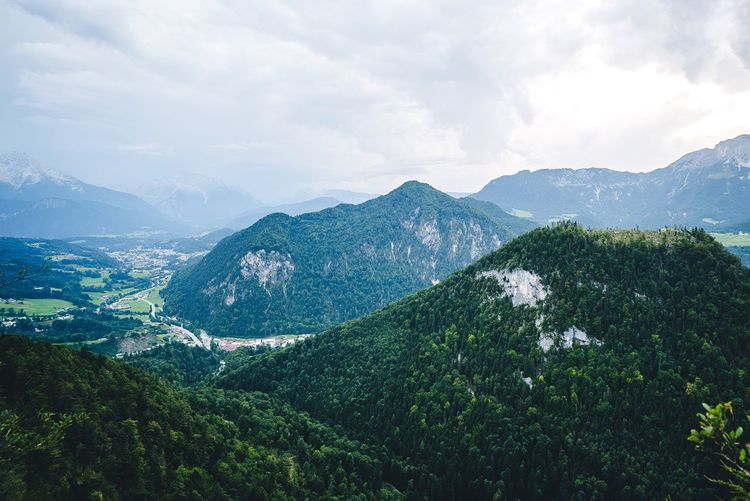 Mountain Sky Beauty In Nature Nature Mountain Range Scenics Landscape Day No People Outdoors DJI Mavic Pro Lost In The Landscape Droneshot Aerial Shot Berchtesgaden Berchtesgadener Land  Aerial View Panoramic Nature Beauty In Nature EyeEm Nature Lover EyeEm Gallery Perspectives On Nature The Great Outdoors - 2018 EyeEm Awards