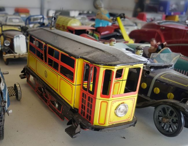 Old Toys Tramway