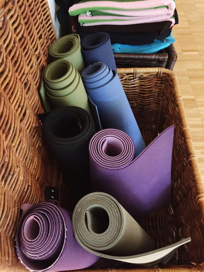 Yoga mats Yoga
