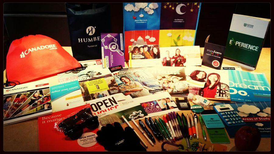 College Information Fair First Eyeem Photo