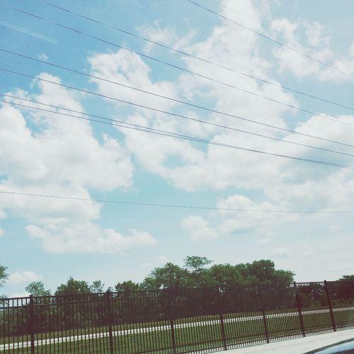 Clouds Bored