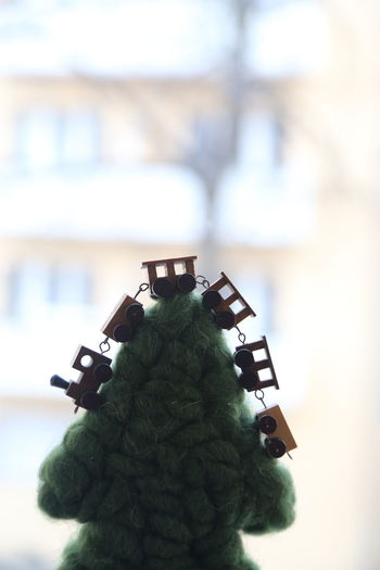 Close-up Day Focus On Foreground Indoors  No People Over The Top Toy Toy Train Tree Train Wooden Toy Wooden Train
