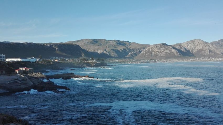 Addto Market Scerenity Llandudno Cape Town Mountain Outdoors Snow Water Lake Blue Winter