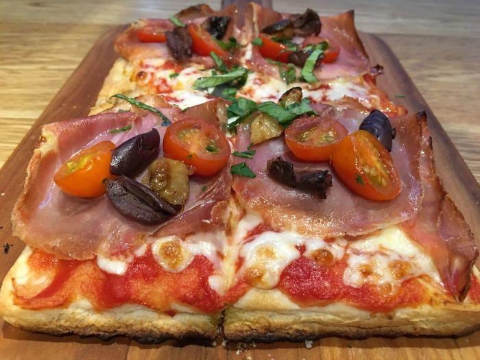 Prociutto pizza Foodspotting