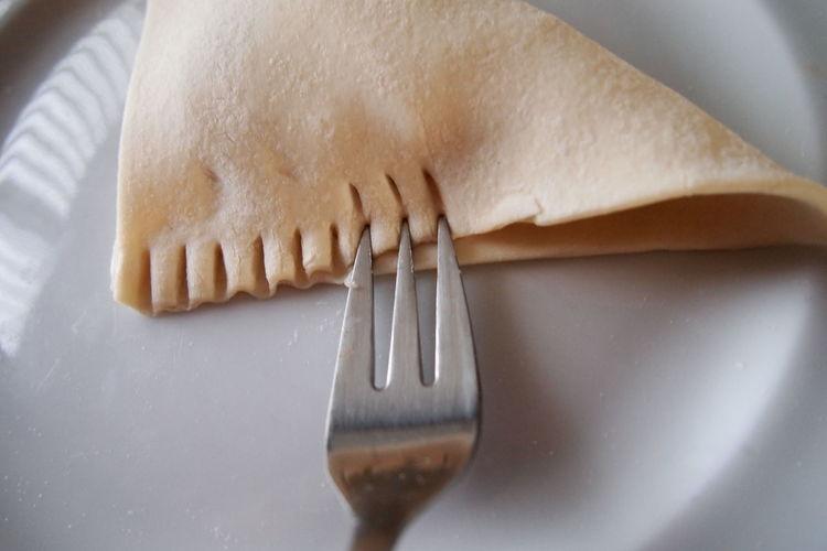 Baking Close-up