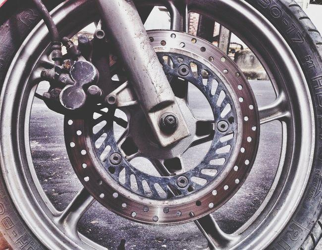 Moto Roda Freio *-* ?
