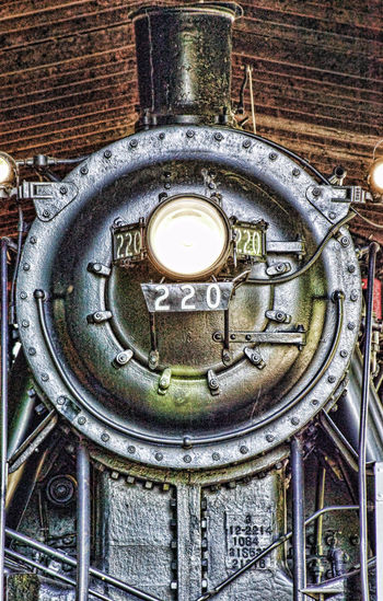 Antique Choochoo Close-up Engine Locomotive Locomotive Engine Locomotives No People Train Train Station Vermont_scene