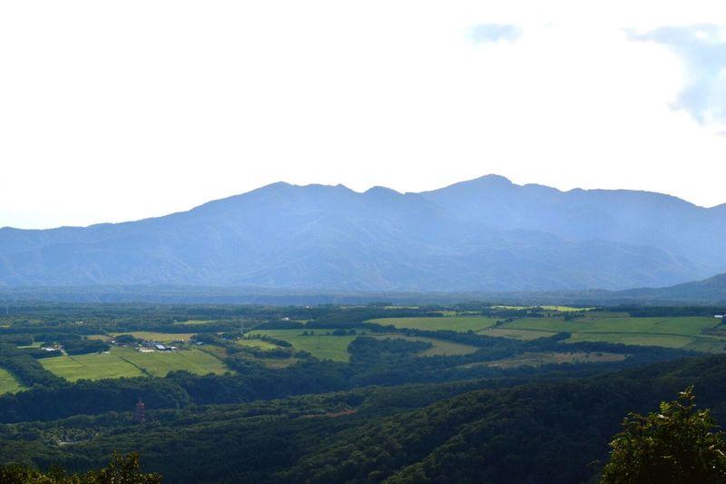 北海道の風景撮りました‼︎ Japanese  Japan Hokaido Nikon Nikond5300 Trip この風景が永遠と続いていて、北海道はとても大きな場所でした笑
