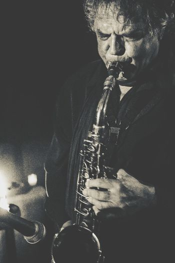 Nomadstudio Slightly Out Of Focus Blur Jazz #music Jam Session Joakim Khun in Ibiza