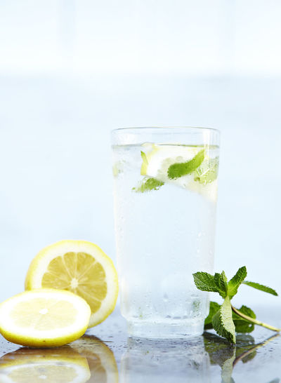 Close-Up Of Fresh Drink