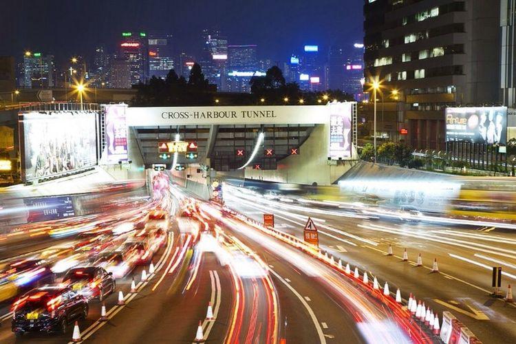 Finding The Next Vivian Maier Nightphotography Street Photography Street Cross-Harbour Tunnel