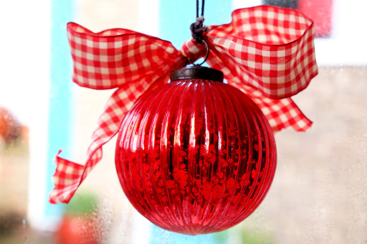 Close-Up Of Bauble