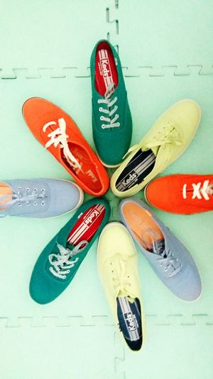 ♡keds Style colorful Warm Fuzzies
