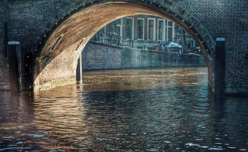 2019 Niklas Storm Juli Water Bridge - Man Made Structure Arch River Architecture Built Structure Arch Bridge Underneath Covered Bridge Canal Below Under My Best Photo The Architect - 2019 EyeEm Awards