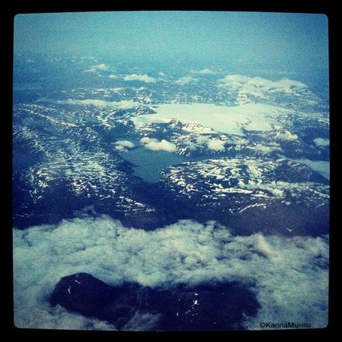 How's The Weather Today? From An Airplane Window Taking Photos Montains    Snow Sky EyeEm Nature Lover From Above  Check This Out Winter