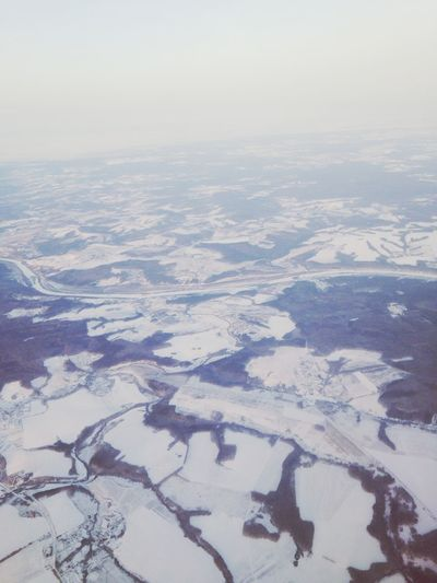 Beautiful view from airplane window Taking Photos Hello World Beauty Black And White Relaxing Winter EyeEmRussianTeam EyeEm Best Shots Hi! Enjoying Life