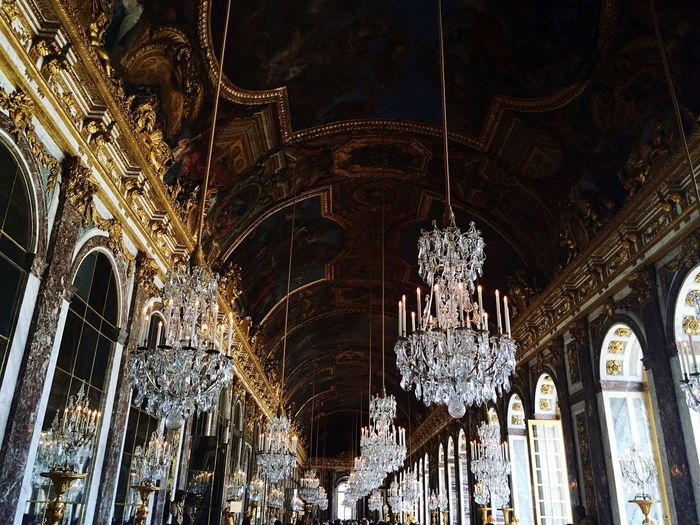 Holiday POV PalaisDeVersailles Paris