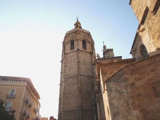 SPAIN València Vacations Summer City Architecture